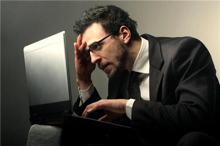 测你的工作压力大不大?