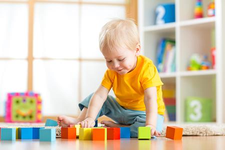 怎样正确购买和摆放孩子玩具?