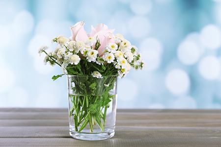 这五种花摆放在床头可使你桃