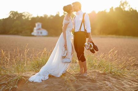 八字合婚,婚配