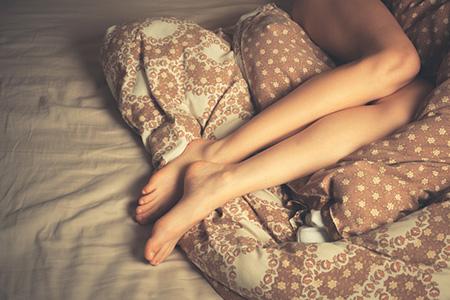 体相,女性腿型看性格