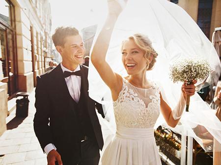 十二星座最理想的结婚年龄