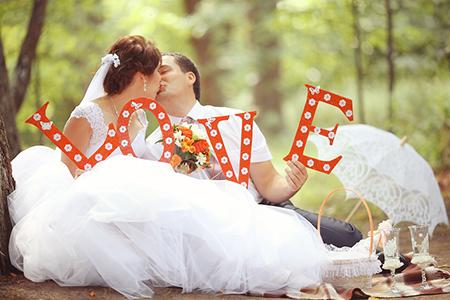 新婚夫妇,艺术品