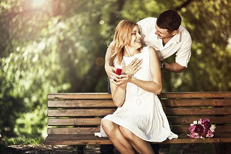 爱情测试:最适合挽回你爱情的方法