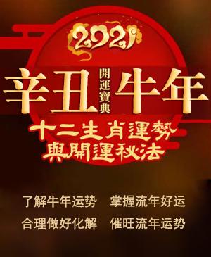 2019年12生肖运势详解